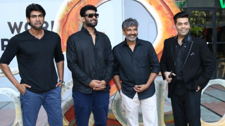 Rajamouli, Prabhas, Rana Daggubati team up for Karan Johar Koffee With Karan 6
