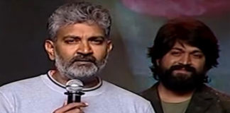 Rajamouli big praise for Yash