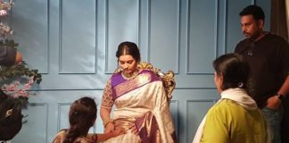 Renu Desai look from ad Film Leaked
