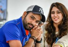 Rohit Sharma blessed with baby girl