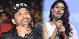 Sai Pallavi impressed with Allu Arjun Dance