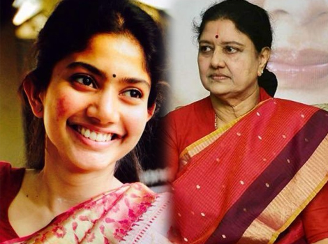 Sai Pallavi to play Sasikala in Jayalalithaa biopic?