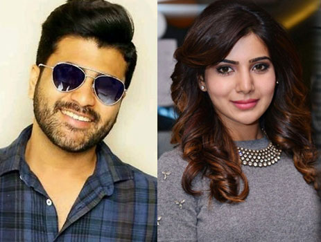 Sharwanand says yes for Samantha