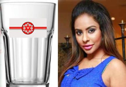 Sri Reddy comments on Jana Sena Glass Symbol: Wine Glass? Beer Glass? Scotch glass?