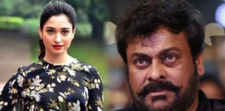 Tamannah Bhatia loses her milky beauty for Chiranjeevi