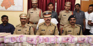 Telangana elections: The police seized Rs 111 Cr