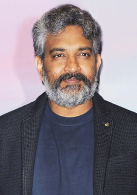 Wrapped up 1st: Rajamouli RRR