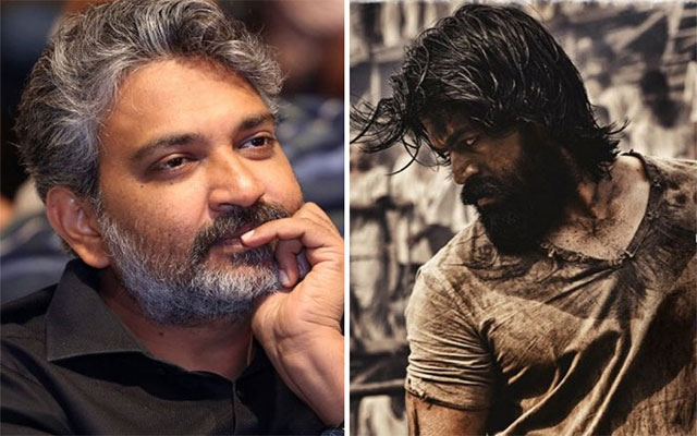 Yash opened up about Rajamouli RRR