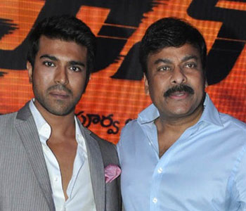 Chiranjeevi to become Chief Guest for Ram Charan