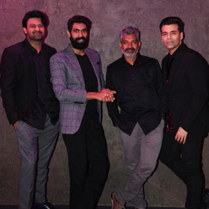 Rajamouli reveales, Why Prabhas isn't getting married!