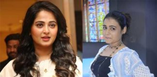 Arjun Reddy girl in Anushka Shetty film