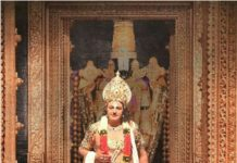 Balakrishna as Lord Balaji
