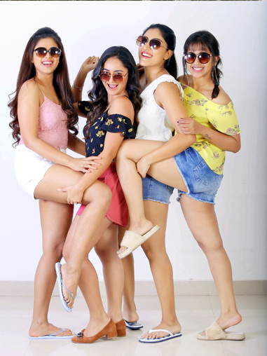 Four actresses come together for rom-com entertainer