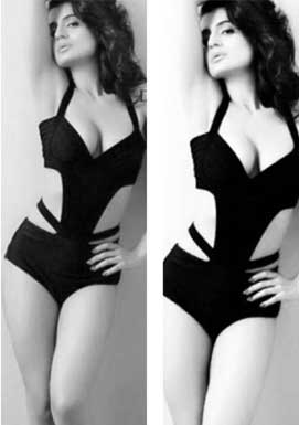 Jaw Dropping hotness in Jr NTR actress