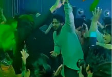 Prabhas shakes a leg for Nagarjuna song