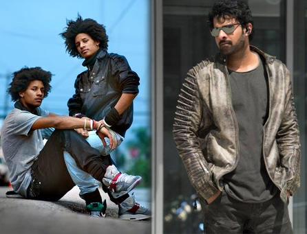 Prabhas to shake a leg with Les Twins and Brazilian dancers
