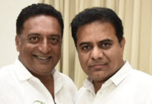 Prakash Raj contesting on TRS ticket
