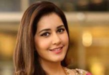 Raashi Khanna: They showered so much love on me