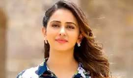 Rakul Fired on Twitter user who used 'F' Word