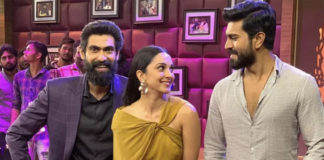 Ram Charan, Kiara Advani to promote Vinaya Vidheya Rama on Rana No1 Yaari Show