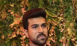 Ram Charan not ready to hear Chiranjeevi