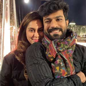 Ram Charan wife Upasana sends birthday wishes to 2 Most Favourite babies