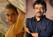 Ram Gopal Varma : Kangana Ranaut f***ing swept me away with her sheer intensity in Manikarnika