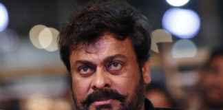 Real Sankranthi Surprise: Chiranjeevi plows the land with axes