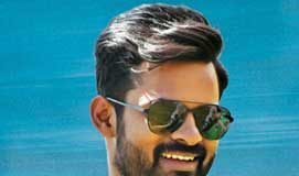 Sai Dharam Tej official announcement about Chitralahari