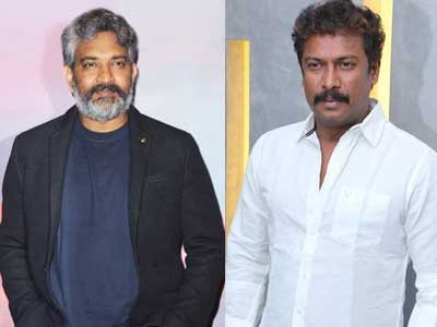 Samuthirakani to make Telugu debut with SS Rajamouli film RRR