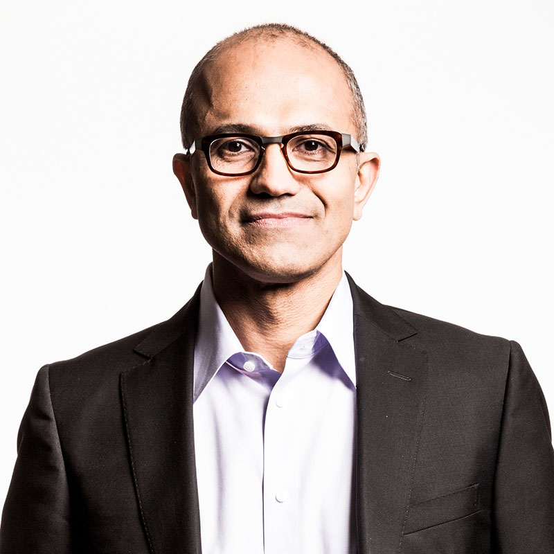 Satya Nadella about Cortana strategy