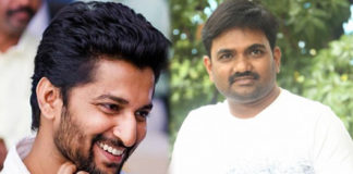 Story Sitting by Maruthi Dasari for Nani