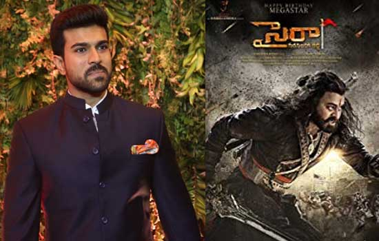 Ram Charan not ready to hear Chiranjeevi