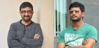 Teja teaming up with Vishal for Telugu movie