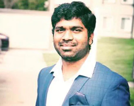 Telangana Man Sai Krishna shot by Robbers in US