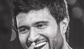 Vijay Deverakonda Baby smile so cute