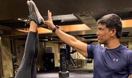 Wonder woman Samantha Akkineni Fitness Pose
