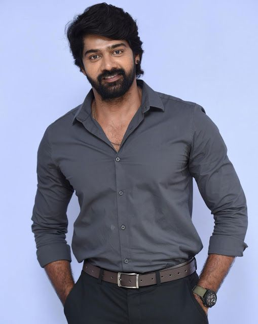 A Pirated Love Story from Naveen Chandra