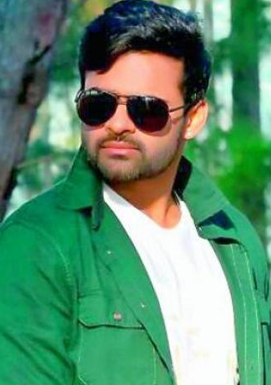 After six shocks Sai Dharam Tej in safe hands