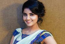 Anupama Parameswaran in Ratsasan remake