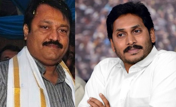 Jr NTR father-in-law meets YS Jagan Mohan Reddy