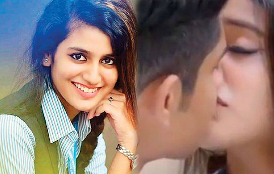 New video with Priya Prakash Varrier from 'Oru Aadar Love' is out