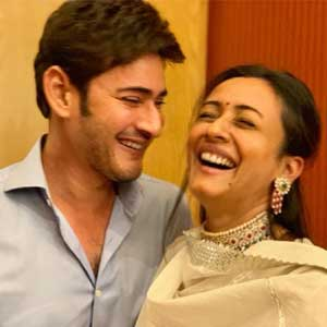 Mahesh Babu heartwarming message for Namrata on wedding anniversary