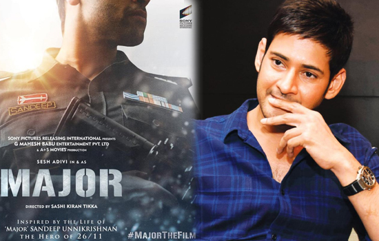 Mahesh Babu makes Adivi Sesh Hero of Mumbai Attack - Major