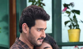 Mahesh Babu romantic hug to Pooja not Namrata