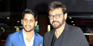 Naga Chaitanya as Army Officer in Venky Mama