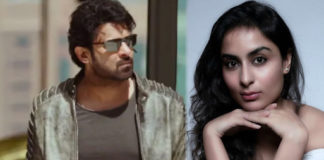 Prabhas feels like a bundle of nerves in front of Damini Chopra