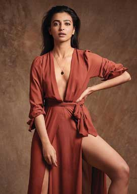 Radhika Apte shows off her seductive avatar
