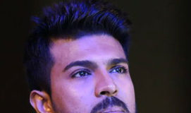 Ram Charan is Rama Raju in RRR