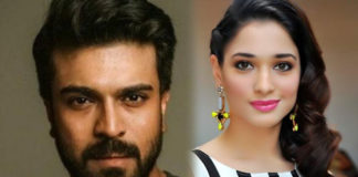 Ram Charan brings milky siren as dancer